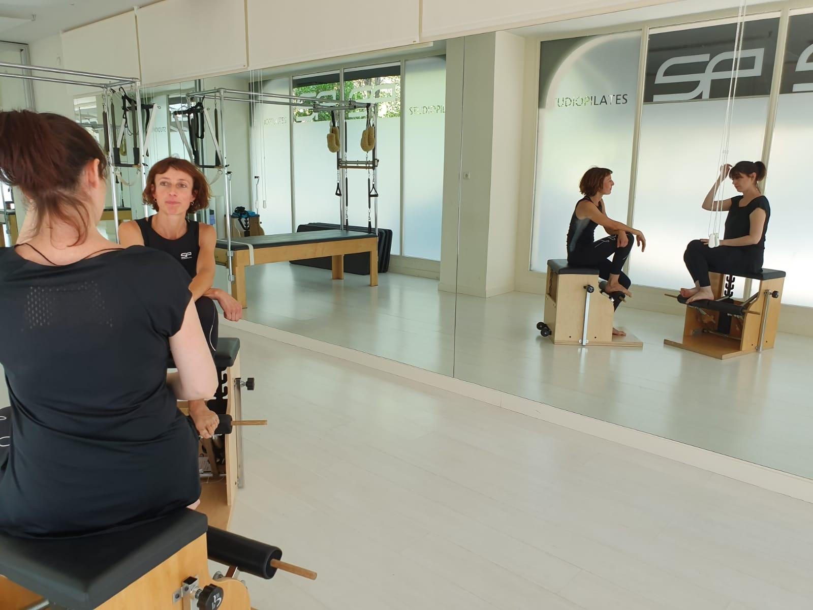 Studio Pilates Vitoria te ofrece clases de pilates on line a tiempo real